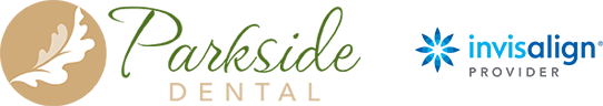 parkside dental and invisalign logo